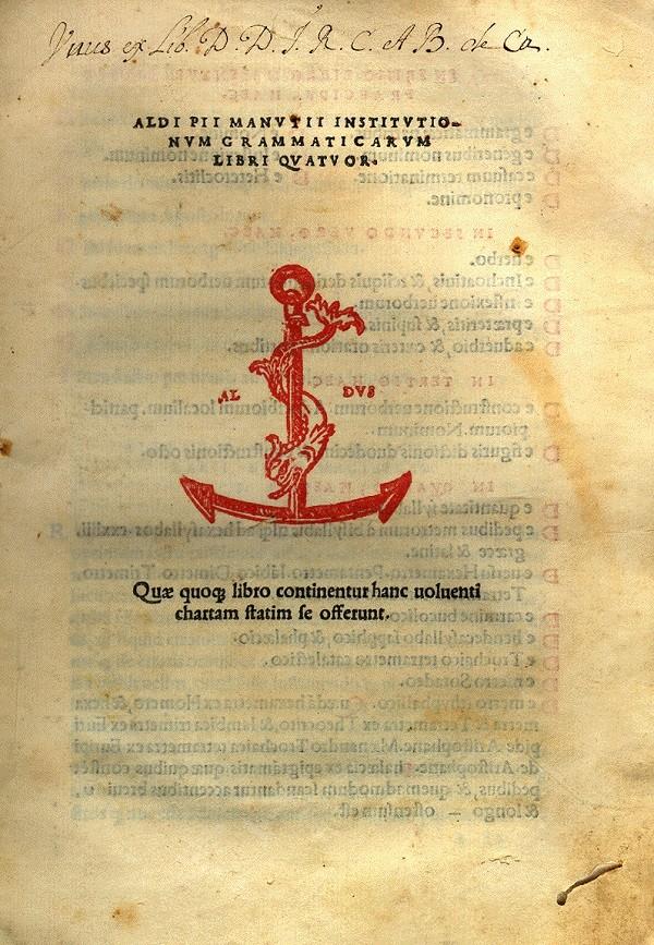 Manutius (1)