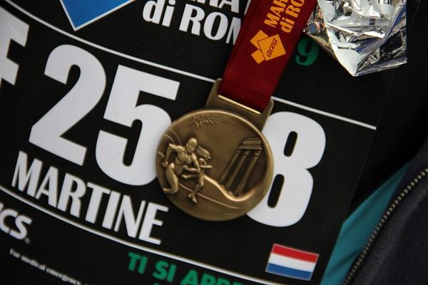 Marathon-Rome-Maratona-Roma-medaille (2)