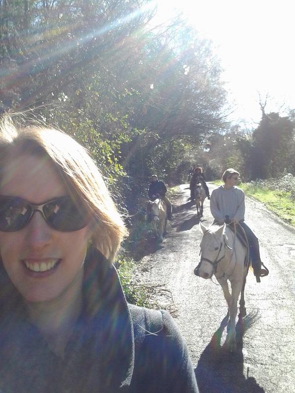 Maremma-paardrijden (3)