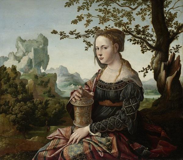 Maria-Magdalena-Jan-van-Scorel-Rijksmuseum-Amsterdam
