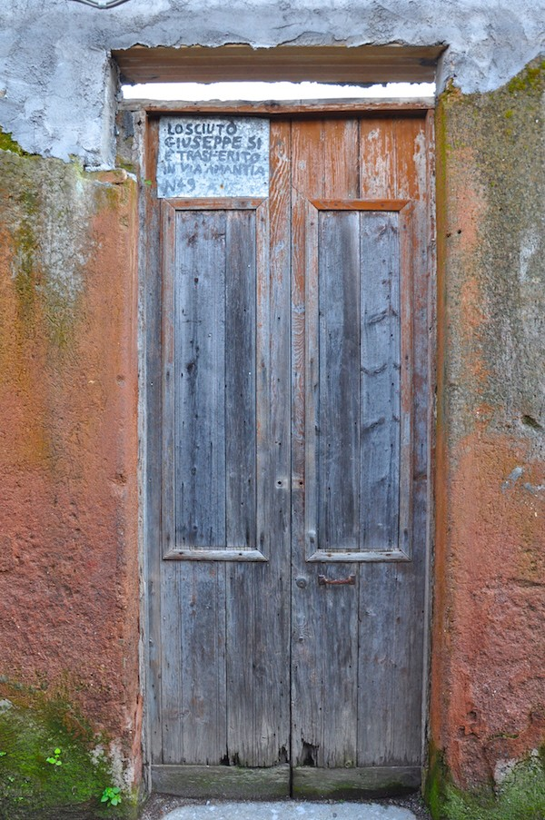 Mascalucia-deur