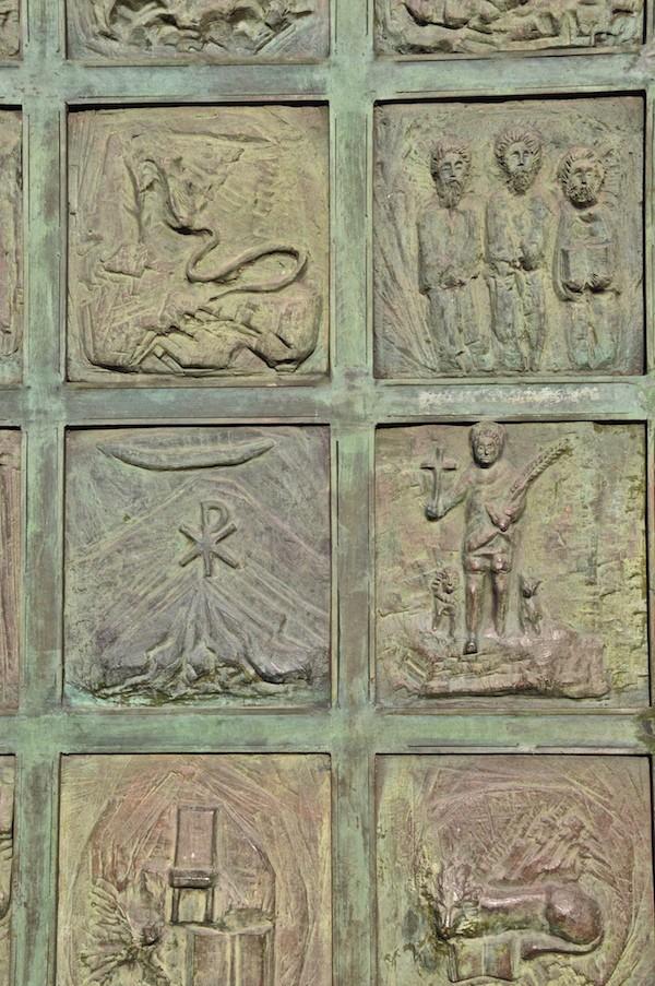 Mascalucia-kerk-detail