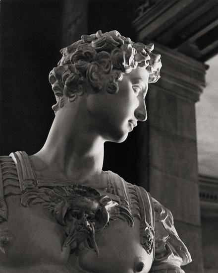 Calco di Giuliano de' Medici by Michelangelo, ca. 1942.