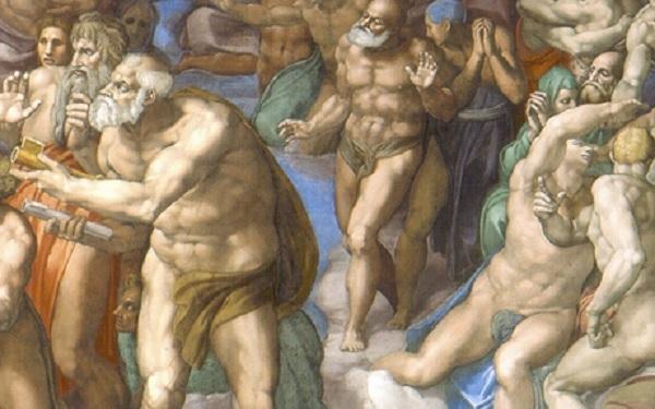 Michelangelo-Sixtijnse-Kapel-Laatste-Oordeel