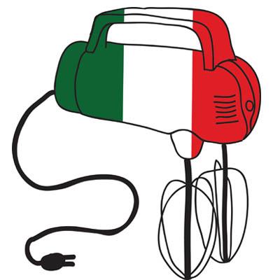 Mixer Italie 400