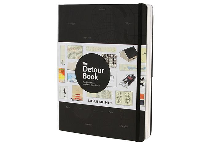 Moleskine-Detour-Book