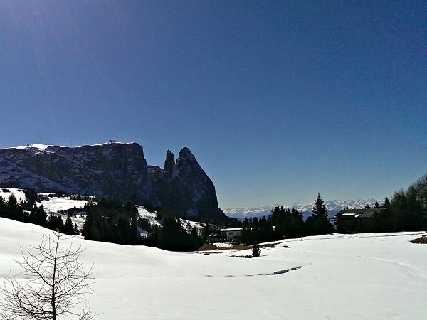 Monte-Sciliar-Dolomieten-Zuid-Tirol