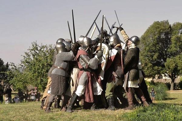Monteriggioni-Medievale
