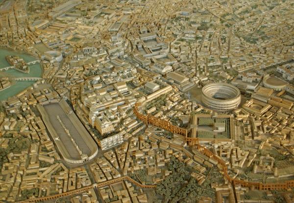 Museo-Civilta-Rome-maquette