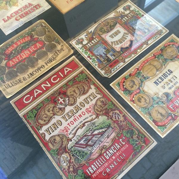 Museo-in-Grotta-Cupramontana-Le-Marche-wijn-etiketten (1)