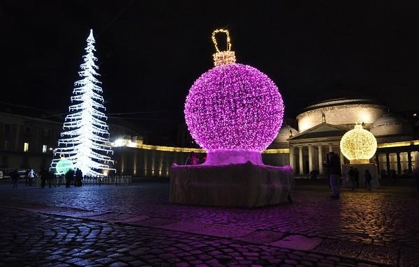 Napels-licht-kerst