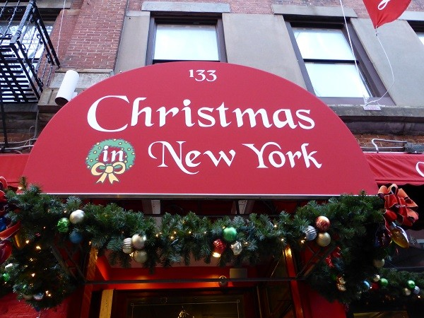 New-York-Little-Italy-kerst