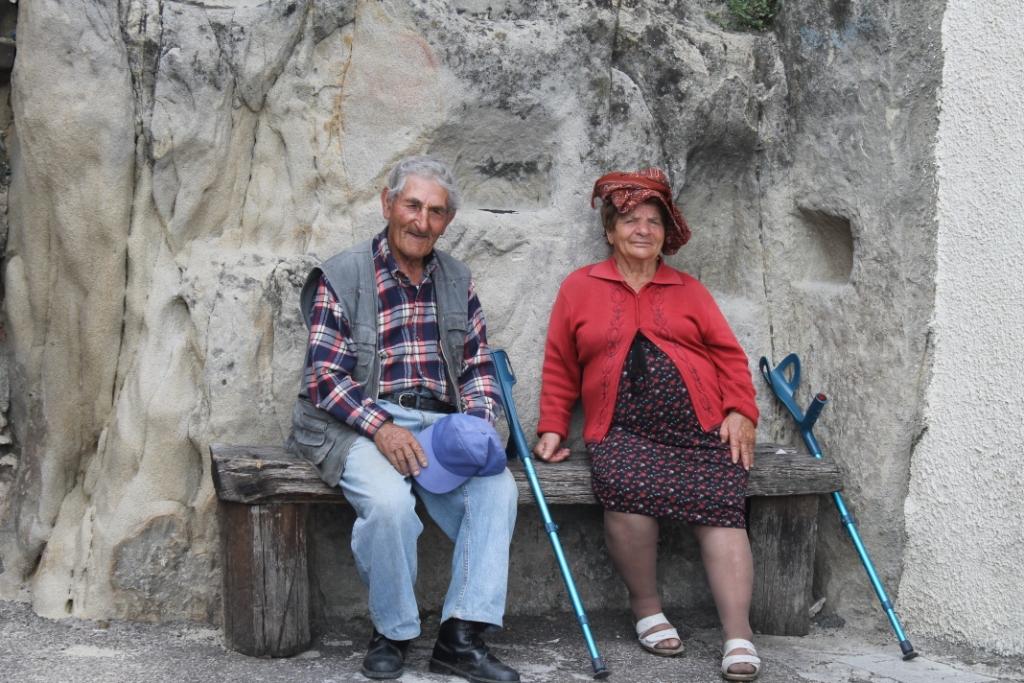 Ontroerend stillleven in Pietrapertosa - Basilicata