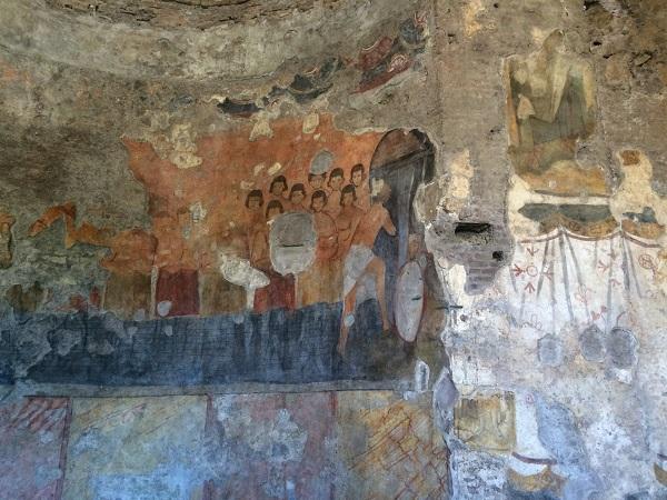 Oratorio-Quaranta-Martiri-Forum-Romanum-Rome