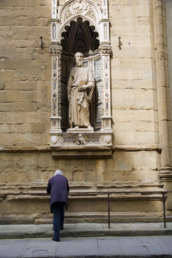 Orsanmichele-Florence-Donatello-Marcus