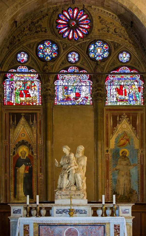 Orsanmichele-Florence-kerk-interieur (2)