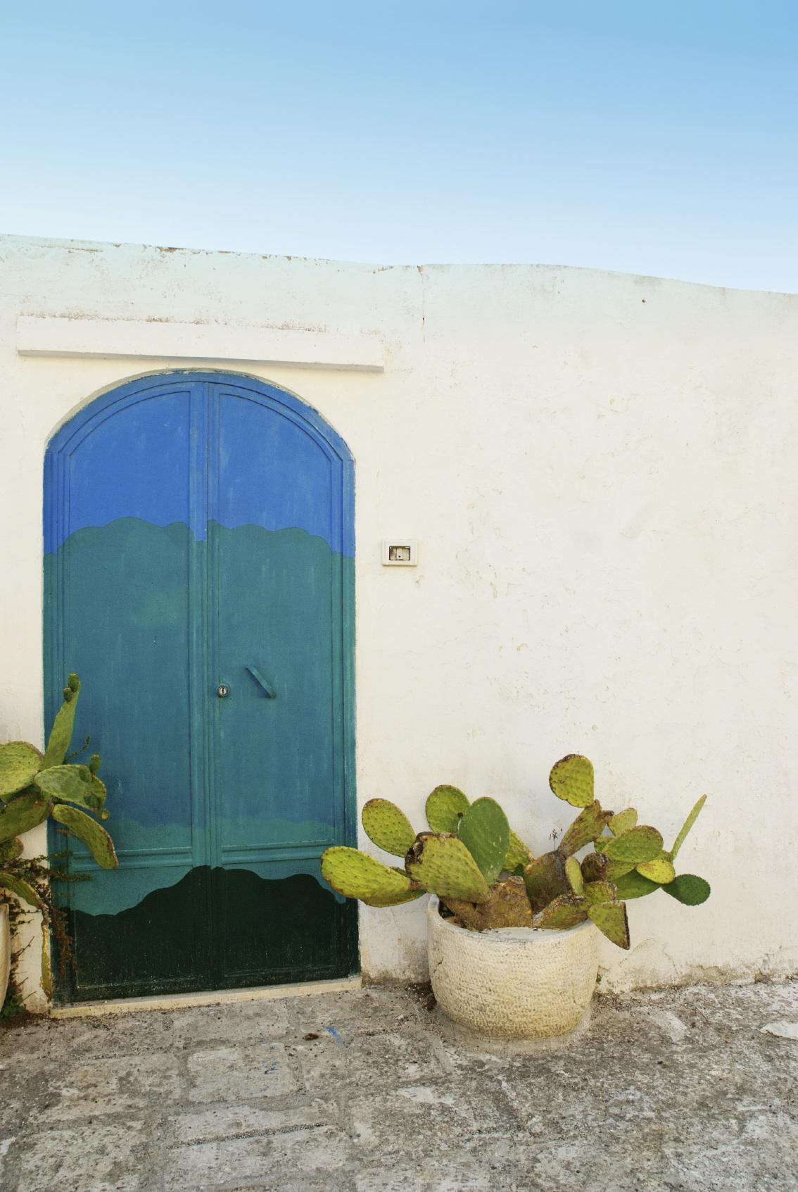 Ostuni-deur