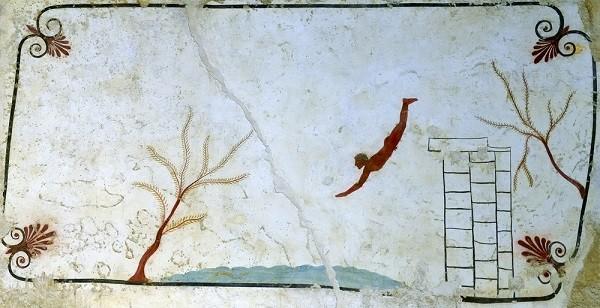 Paestum-duiker