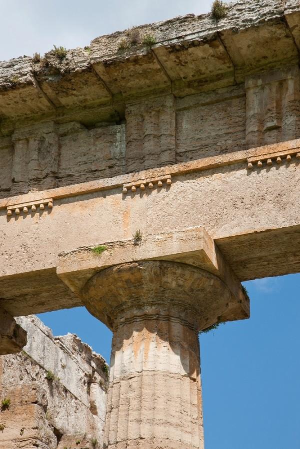 Paestum-tempels (1)