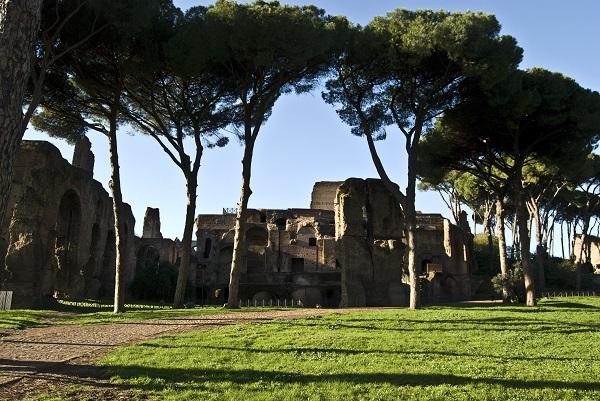 Palatijn-Rome-augustus