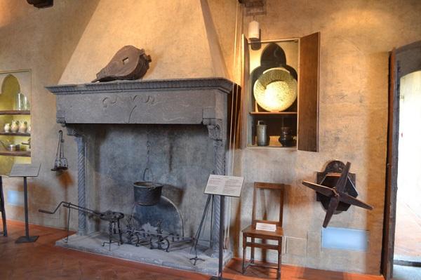 Palazzo-Davanzati-keuken