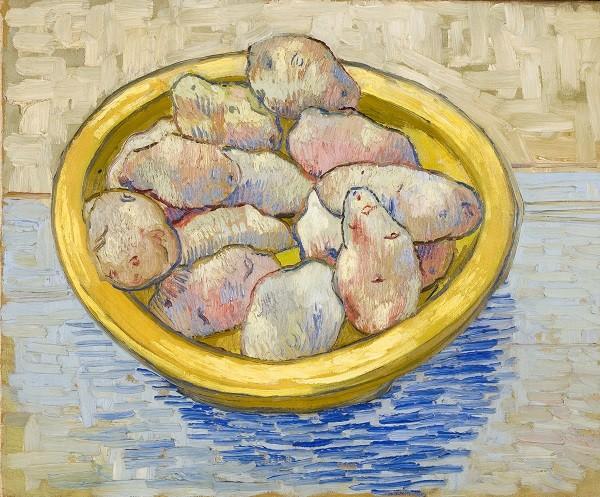 Palazzo-Reale-Milaan-Van-Gogh-zelfportret (2)