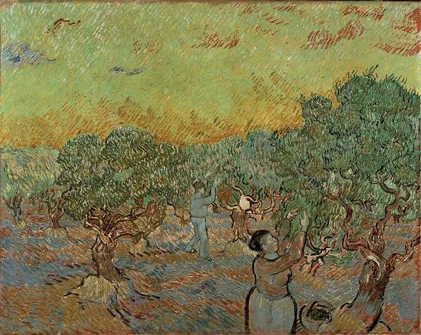 Palazzo-Reale-Milaan-Van-Gogh-zelfportret (6)
