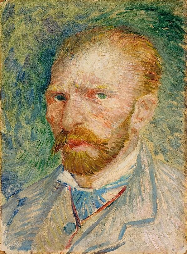 Palazzo-Reale-Milaan-Van-Gogh-zelfportret