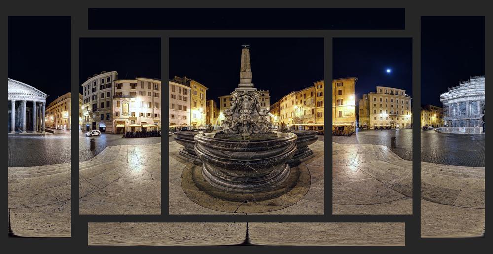 Pantheon (Roma), 2010