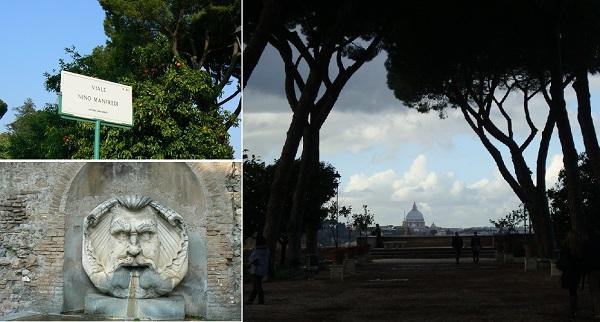 Parco-Savello-Rome