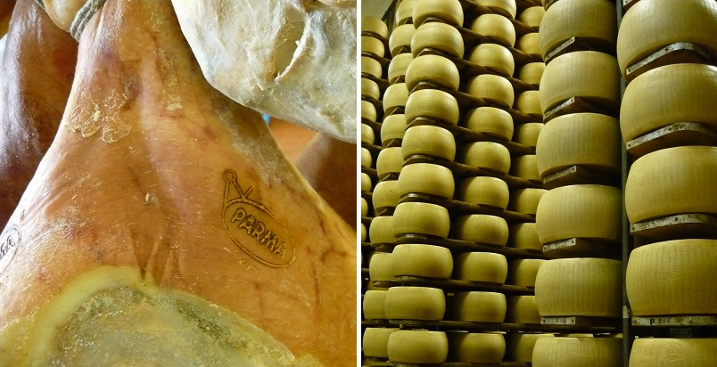 Parma-ham-kaas