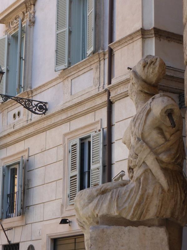 Pasquino-Rome