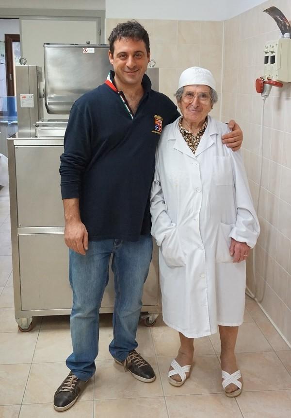 Pastafabriek Terra Nostra_Diego en Nonna