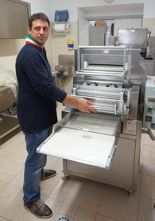 Pastafabriek Terra Nostra_pastamachine
