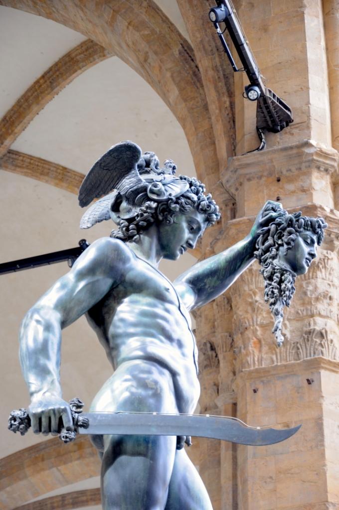 Perseus-Cellini