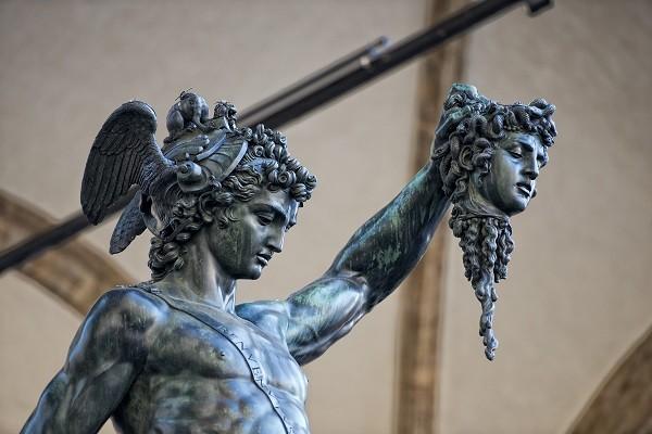 Perseus-Piazza-della-Signoria-Florence