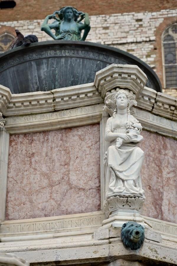 Perugia-Fontana-Maggiore -Augusta-Perusia