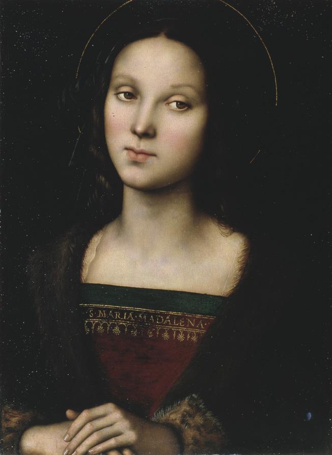 Perugino, Santa Maria Maddelena, Galleria Palatina, Florence