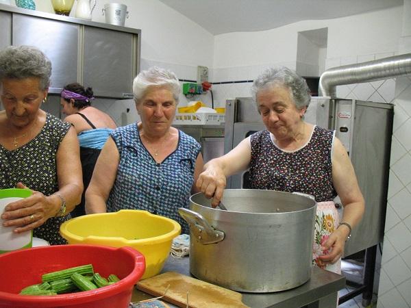 Pianello-keuken