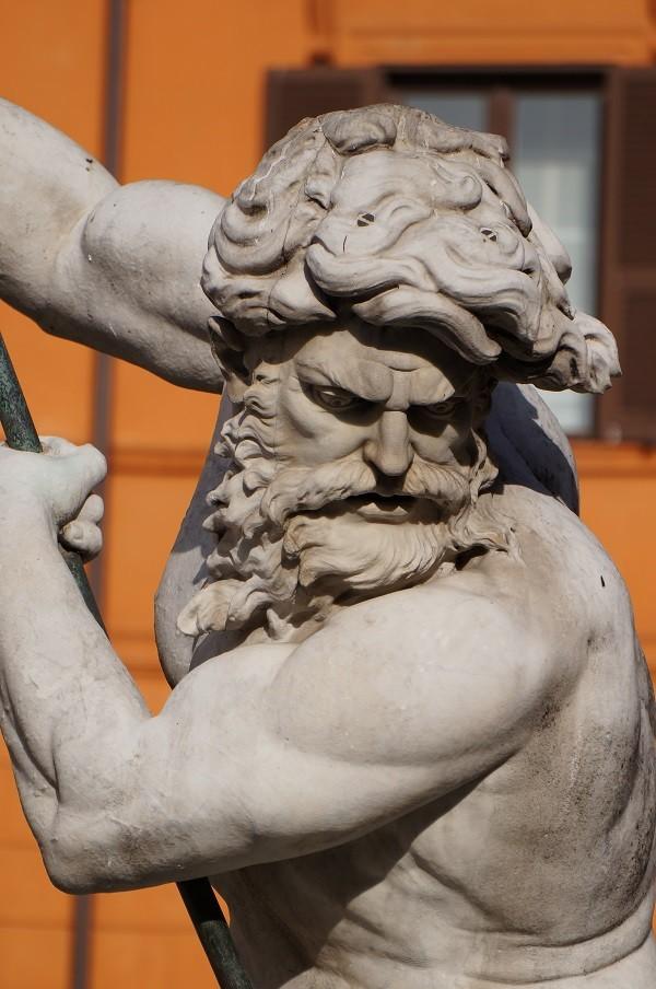 Piazza-Navona-Rome-Neptunusfontein-details (5)