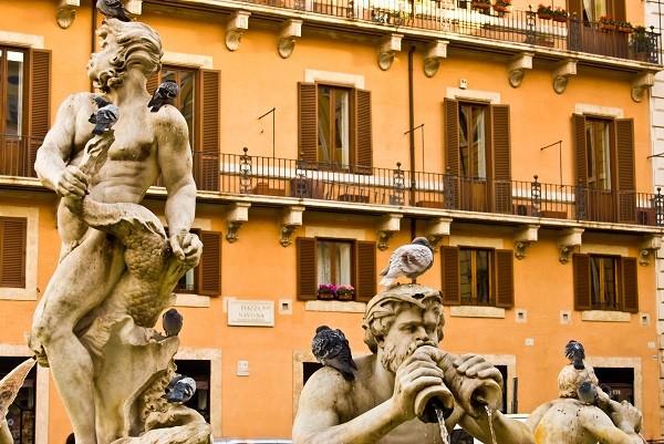 Piazza-Navona-Rome-fonteinen