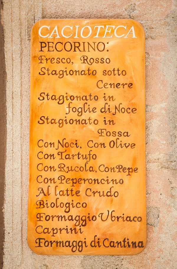 Italian Cacioteca
