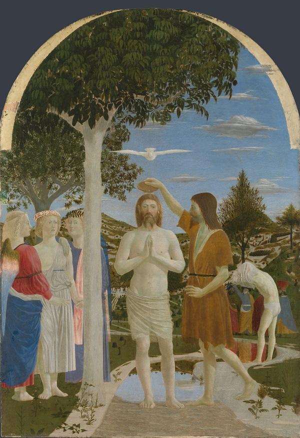 Piero-della-Francesca-Doop-Christus