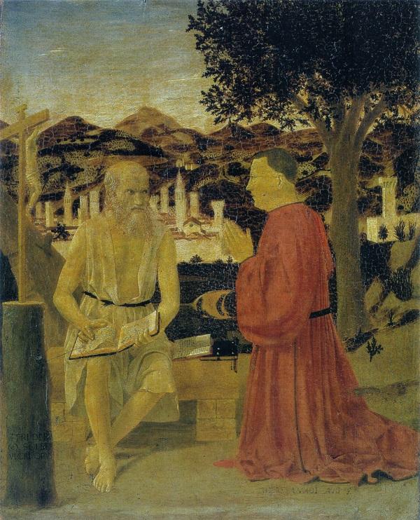 Piero-della-Francesca-Gallerie-Accademia-Venetië