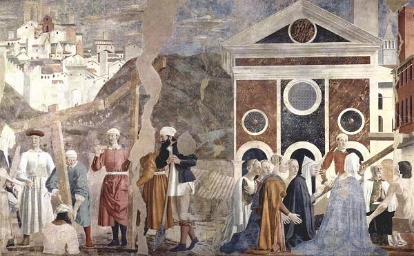 Piero-della-Francesca-Legende-van-het-Ware-Kruis-Arezzo (2)