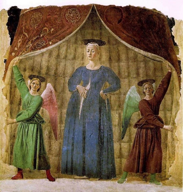 Piero-della-Francesca-Madonna-del-Parto-Monterchi-Arezzo