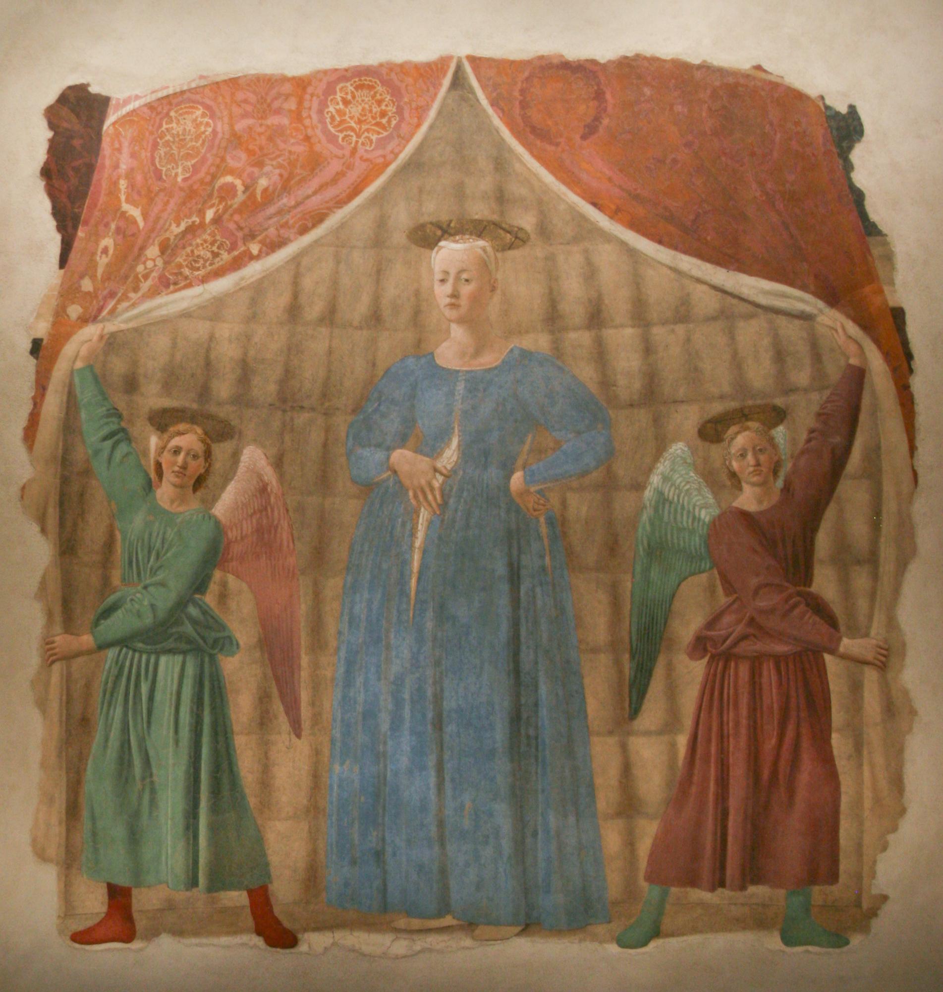 Piero-della-Francesca-Madonna-del-Parto-Sansepolcro