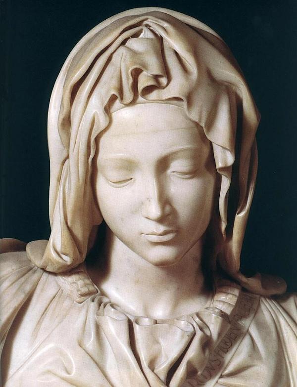 Pieta-Michelangelo-Maria