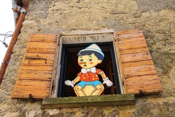 Pinokkio-Italie