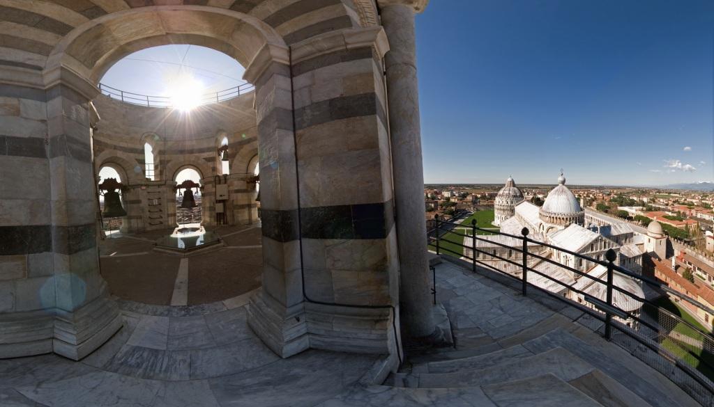 Pisa, Torre pendente, cella campanaria (by Massimo Lenzo)